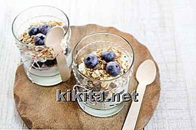 yogurt greco più sano per la perdita di peso