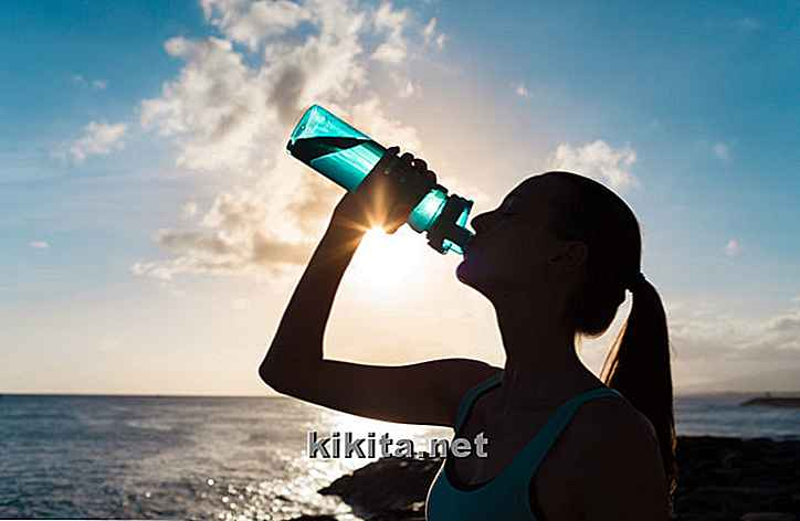 sete estrema e minzione frequente